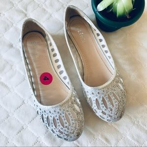Girl's Link Sparkly Flats